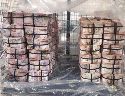 """Londra: 5,8 milioni in contanti a casa del pusher """"Non sapevo come spenderli"""""""