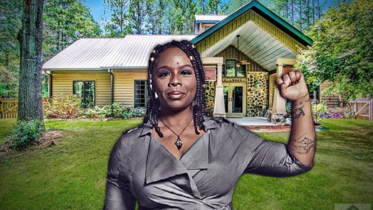 La fondatrice di Black Lives Matter ha una villa da 1,4 milioni
