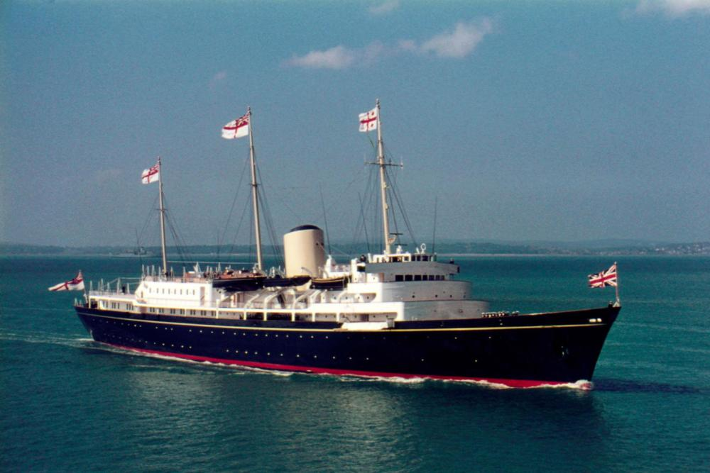 """Il Panfilo """"HMY Britannia"""" e la teoria del Caos dal 92 ad oggi"""