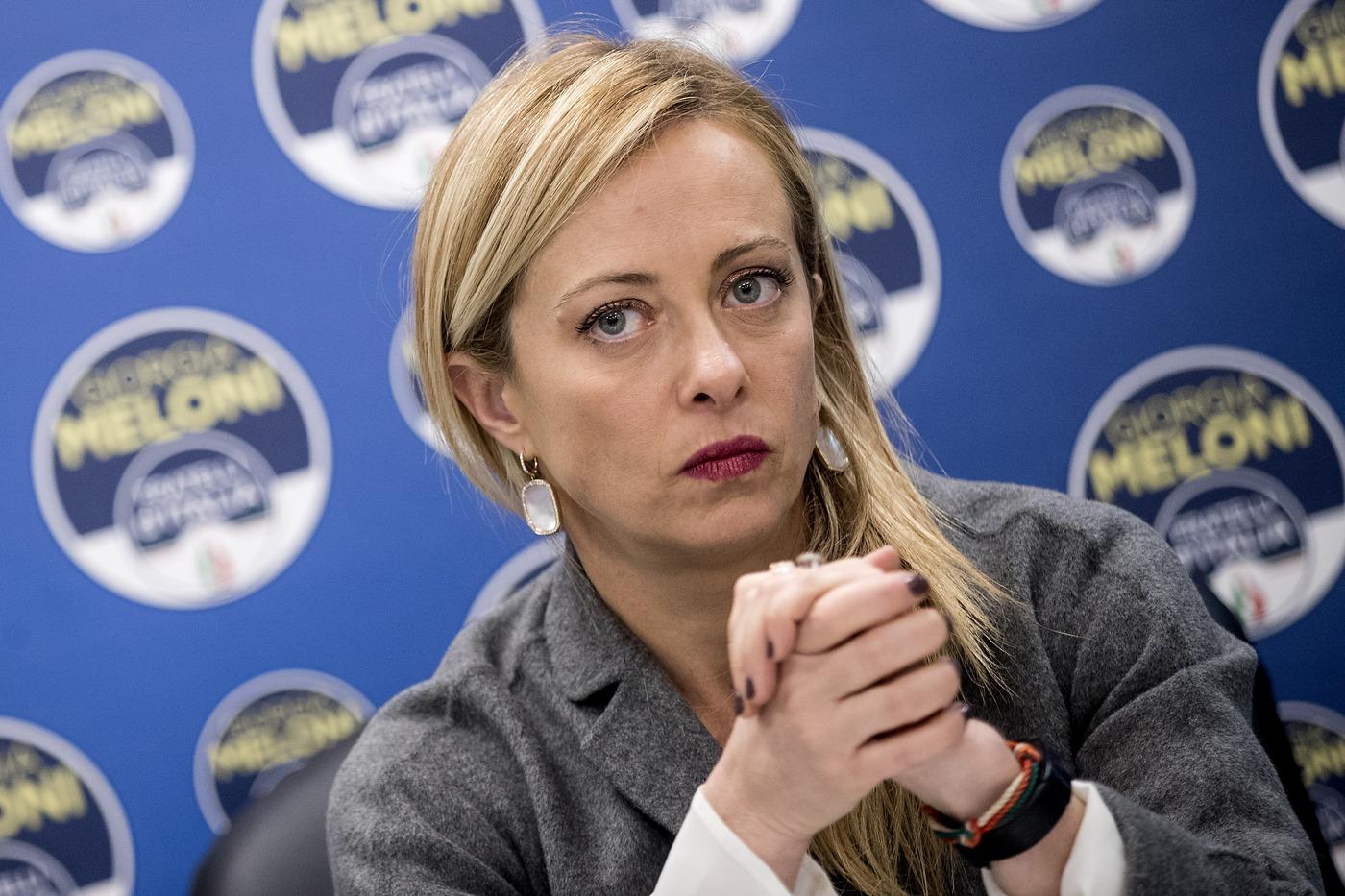 Giorgia Meloni non fa sconti, tensioni nel centrodestra
