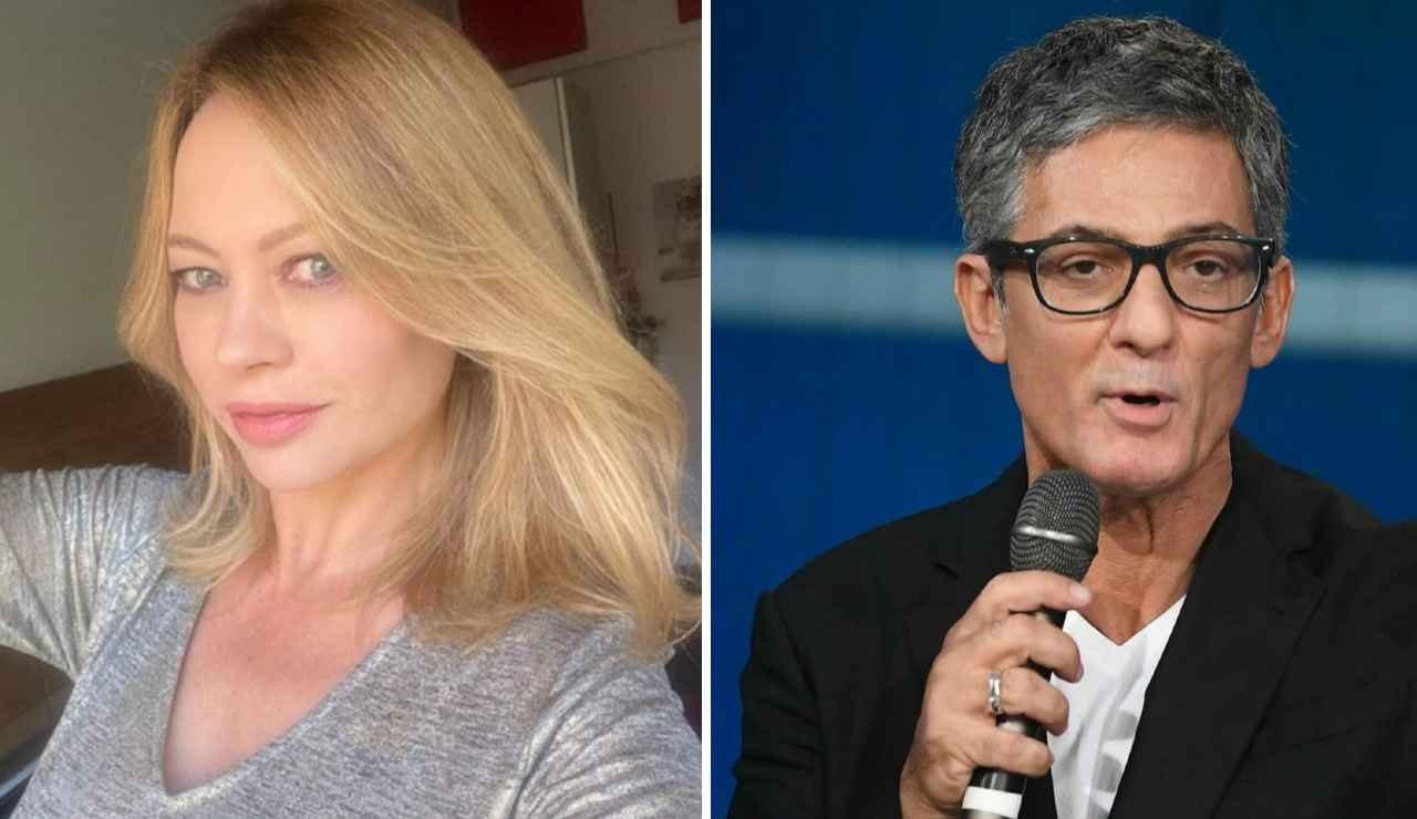Fiorello e Anna Falchi un addio amaro: la scoperta choc in camera da letto