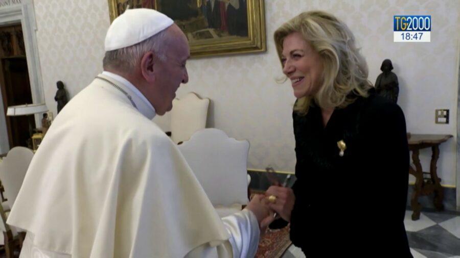 Bergoglio nominato guida morale dalla fondazione dei Rothschild