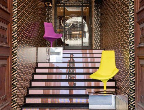 Il primo flagship store di Versace Home apre a Milano