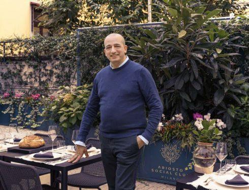 Pino Cuttaia apre Uovo di Seppia Milano, ristorante aperto dalla colazione alla cena