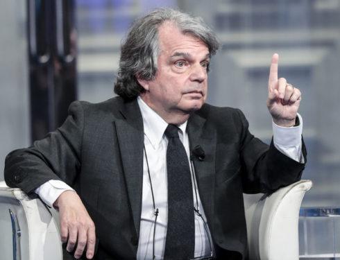 """Brunetta accende la miccia in Forza Italia: """"Basta alleanze con i sovranisti"""""""